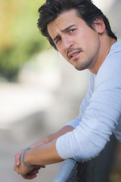 Sébastien Giacomoni, comédien