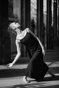 Céleste, danseuse contemporaine