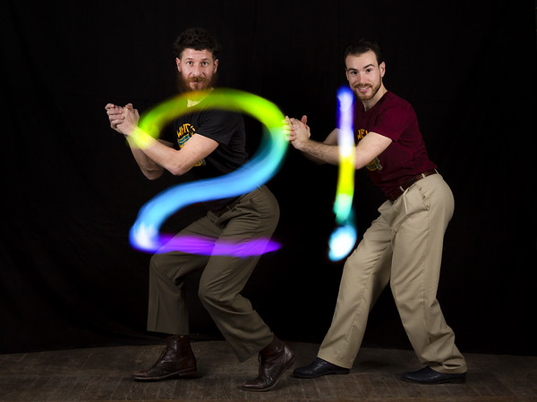 Photobooth light painting