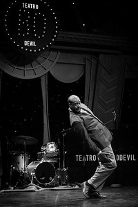 Cabaret Show at ESpanish Blues Festival