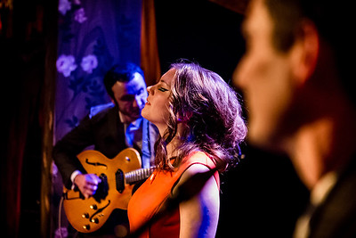 Ellen Birath Band, Le Réservoir