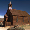 Methodist Church, Bodie, California