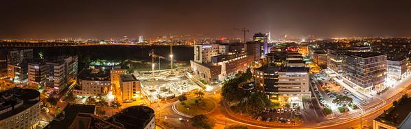 Ramat Ha Hayal Panorama