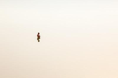 Silence of Dead Sea
