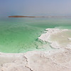Dead Sea panoramic Seascape