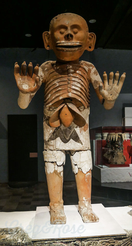 Statue of the Ancient Man