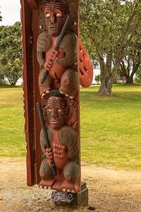 Tihori of Ngati AWA and Marupo of Ngati Rahiri