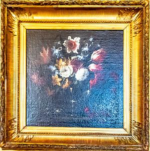 Vase of Flowers , a pair