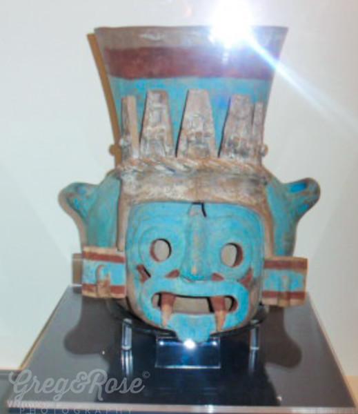 Aztex mask