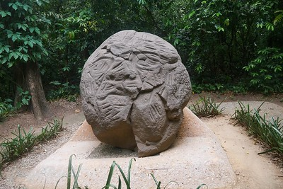 Monument of the Human Head