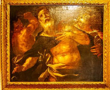 Temptation Of Saint Anthony