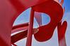 c30 Aria<br /> Alexander Liberman (American, 1912-1999), painted steel, ca. 1971<br /> .<br /> Frederik Meijer Gardens and Sculpture Park<br /> Grand Rapids, Michigan<br /> October 16, 2012
