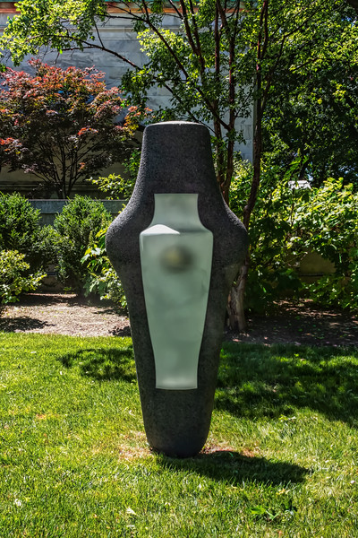 Bearing Figure with Amphora by Howard Ben Tré