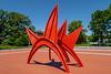 Stegosaurus by Alexander Calder