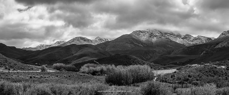 Swartberg Mountains