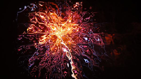 fireworks 2011_1 glass