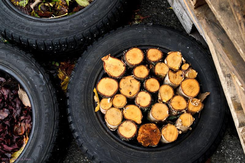 Tyre fill - 3