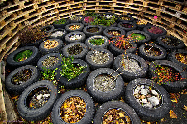 Tyre collection