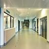 Hovedkorridor i 2. etg. - forbindelse til akuttfunksjoner og kirurgi