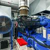 Reservekraftaggregat - kapasitet 750 KVA