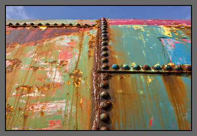 Colour and rust