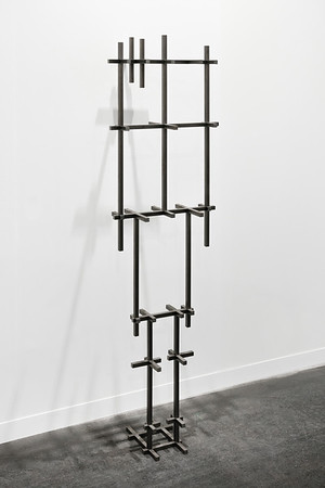 'Broken mean II' Antony Gormley - Galleria Continua