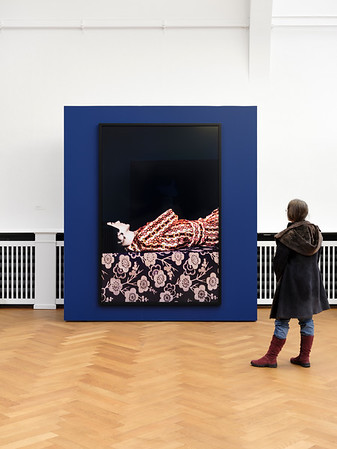 Erik Madigan Heck exhibition at the Musée des beaux-arts le Locle