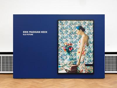 Erik Madigan Heck exhibition at the Musée des beaux-arts le Locle