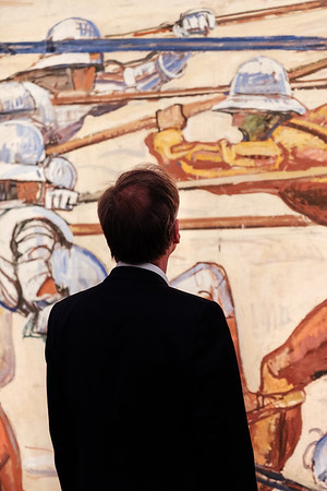 Ferdinand Hodler exhibition at the Musée Rath in Geneva