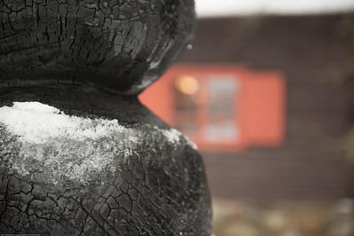 """Karl Chilcott: """"Balance"""" for RKF Rælingen kunstforening"""