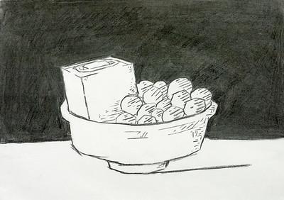 Tegning av Robin Hareide Andersen
