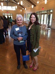 Art for 100, April 30, 2017 Mom and Me at Locust Grove