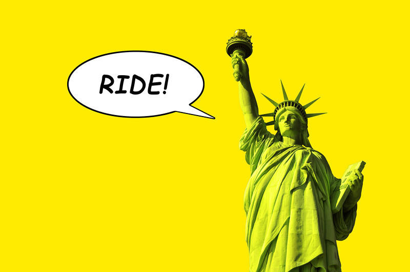 Liberty Collection: Ride