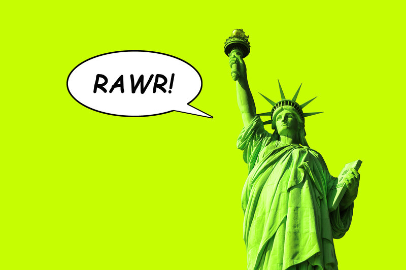 Liberty Collection: Rawr
