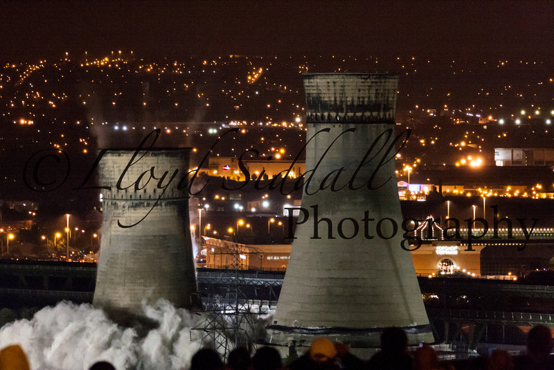 Sheffield Cooling Towers Demolition (4 of 11)