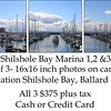 010_Shilshoe Bay set of 3
