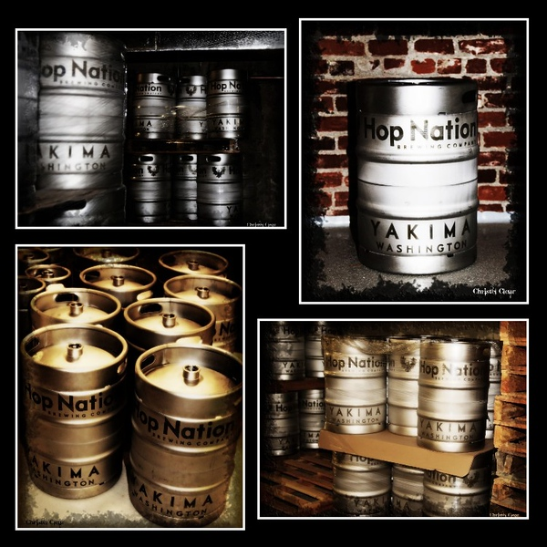 004_Kegs set of 4 11x14s
