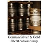 021_German Silver & Gold