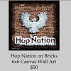035_Hop Nation on Bricks 6x6