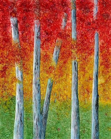 Art  for  sale ... Wanda Crowder