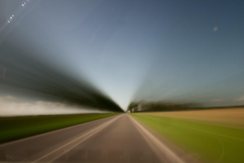 1km(120km/h-30sek)Flevoland