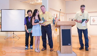 """Art in a Box"" awards at the Coral Springs Art Museum"