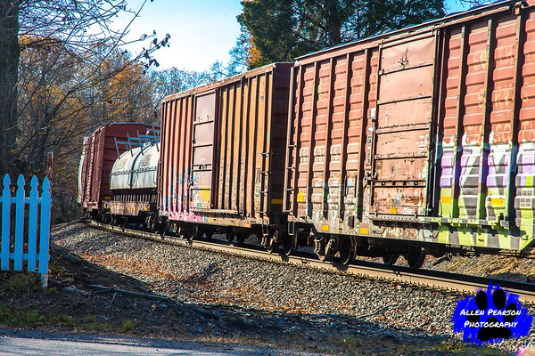 Rolling Freight in Belvoir, VA