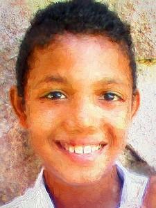 Ahmad from Jordan by David Miller