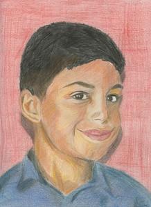 Shahen from Syria by Sanjana Alankar