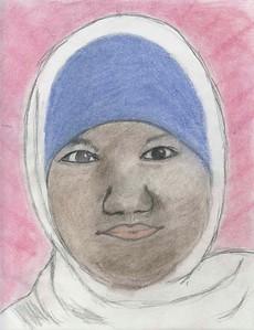 Rasha from Jordan by Jane Lyman