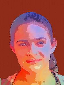 Ruba from Jordan by Heidi Waterman