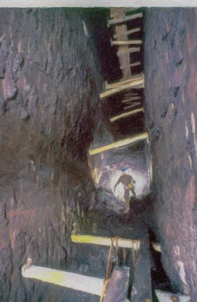 On the Mine Slope