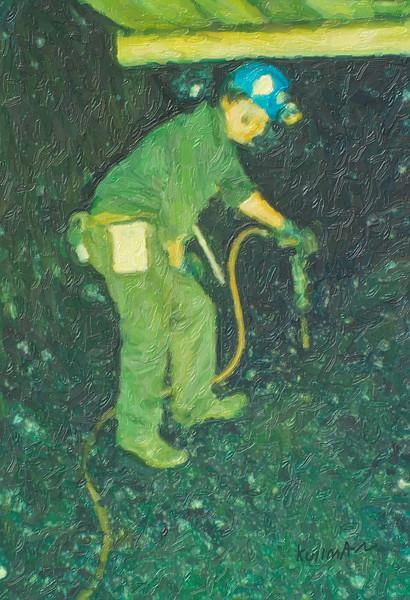 The Gilsonite Miner