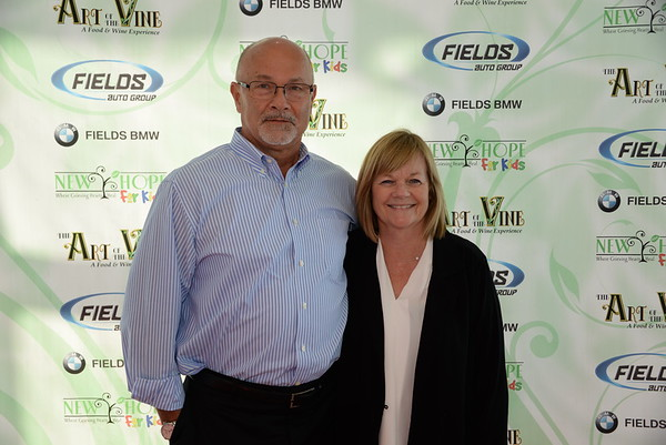 Art of the Vine - NewHope4Kids @ Fields BMW 4-21-17